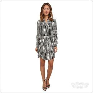 Sam Edelman Samantha Printed Dress